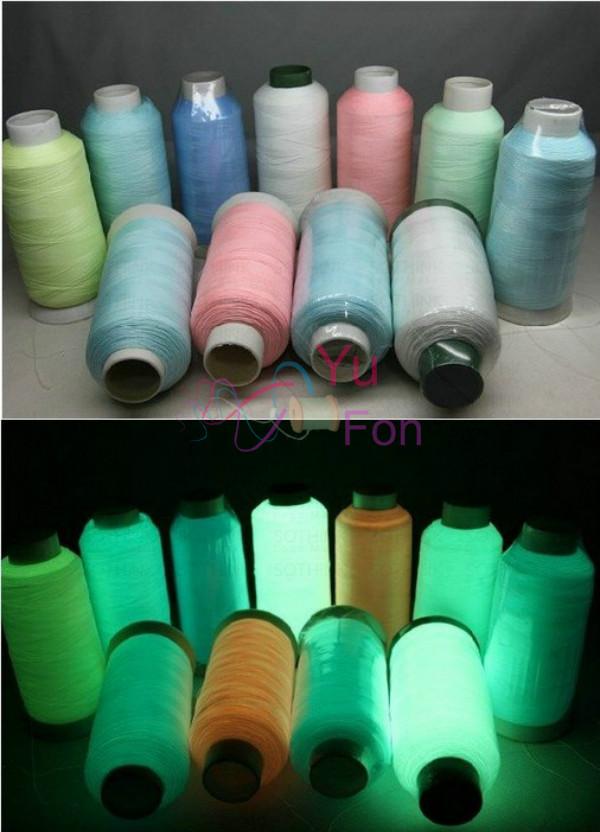 Glow In The Dark Thread